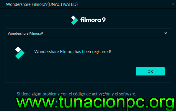 Wondershare Filmora Multilenguaje Español Gratis con Serial