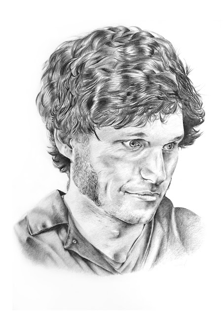 Portraits Series #1 Guy Martin