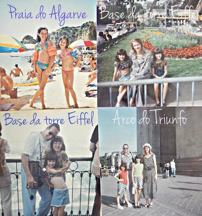 viagem a Europa
