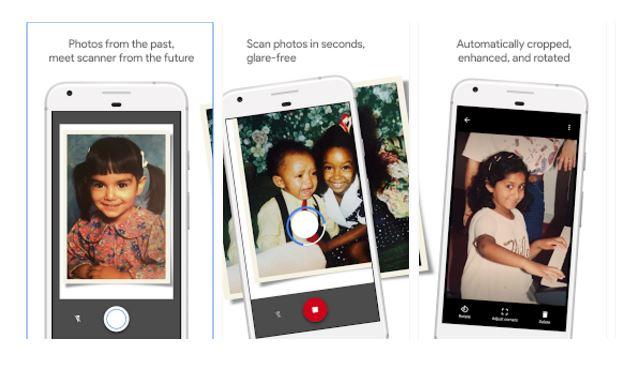 Simpat Foto dan Dokumen Jadul Mu dengan Aplikasi Google PhotoScan
