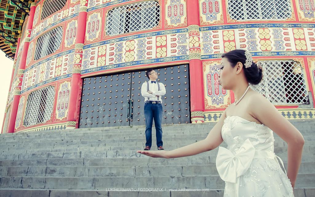 8 Tempat Romantis Untuk Wedding Outdoor Yang Bikin: 17 Konsep Pre Wedding Unik Yang Bisa Bikin Kamu Terkenang