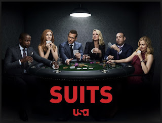 USA's SUITS, renewed but...