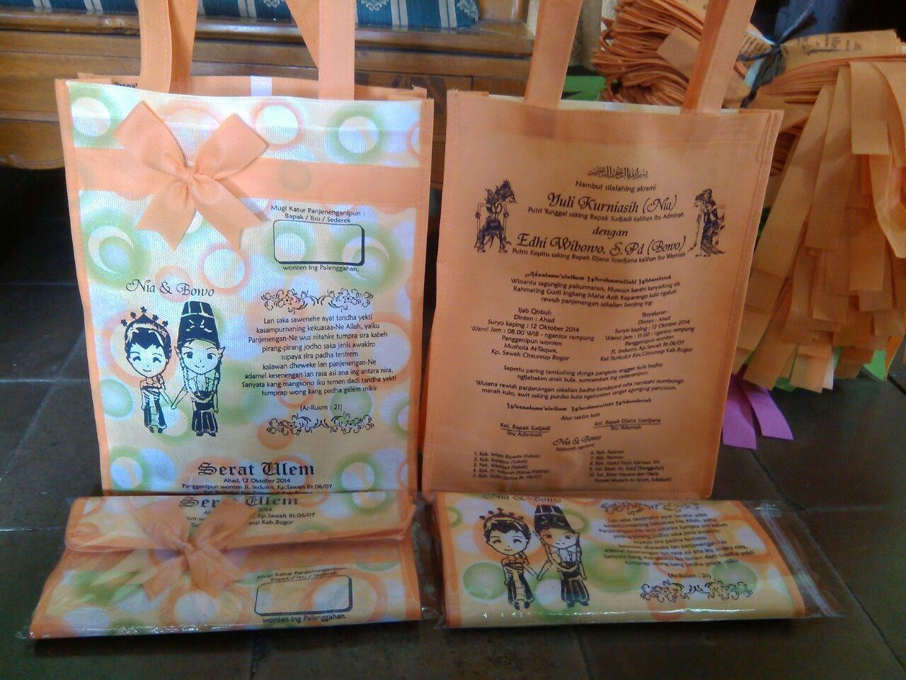 Tas undangan Nikah Di Jakarta