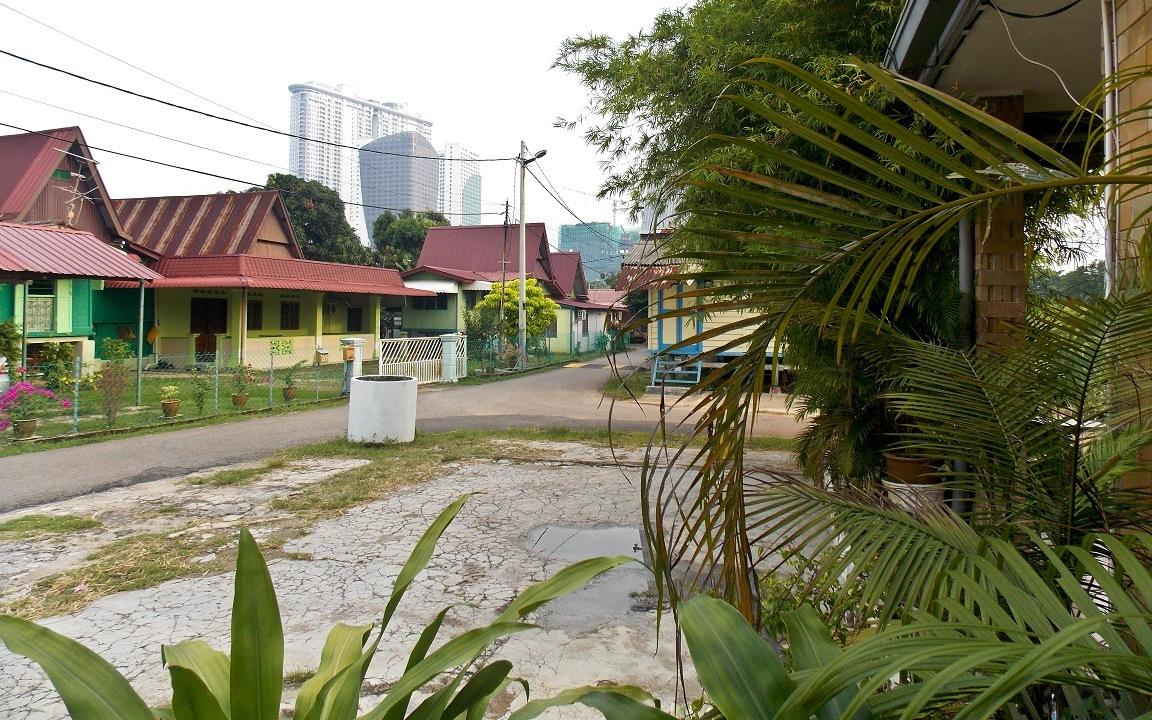 Homestay Teratak Kasih Muslim Bandar Melaka Di Hilir