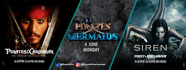BLUE ANT MEDIA GOES ON DECK WITH PIRATES AND MERMAIDS THIS SUMMER