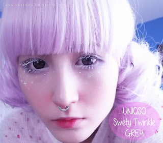 http://naokawaii.blogspot.com.es/2016/04/sweety-twinkle-eye-grey-circle-lenses.html