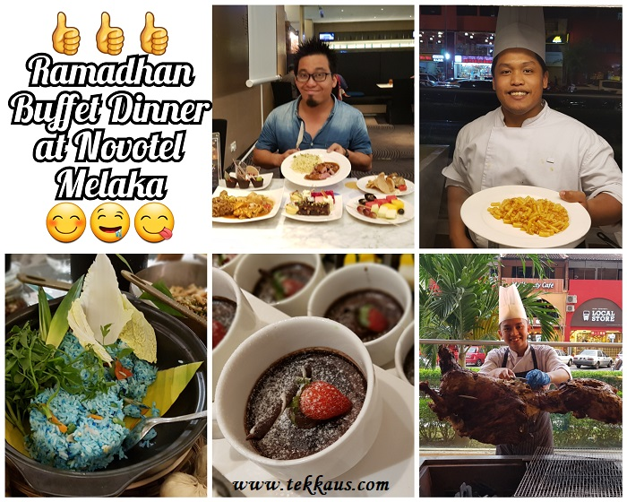 Top Best Ramadhan Buffet Dinner at Novotel Melaka