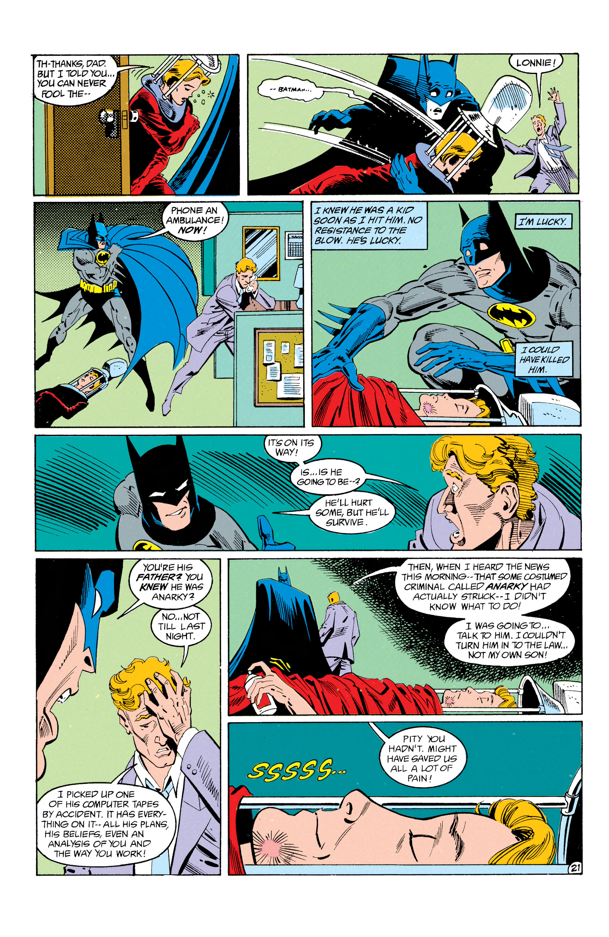 Detective Comics (1937) 609 Page 21