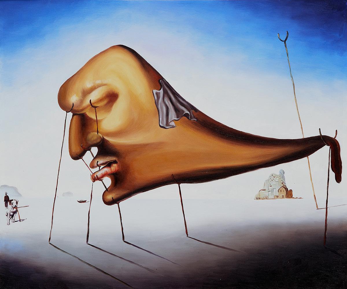 Salvador Dalí ~ Suas 5 principais pinturas