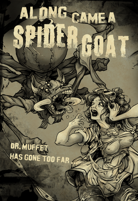 Along came a Spider-Goat comic book