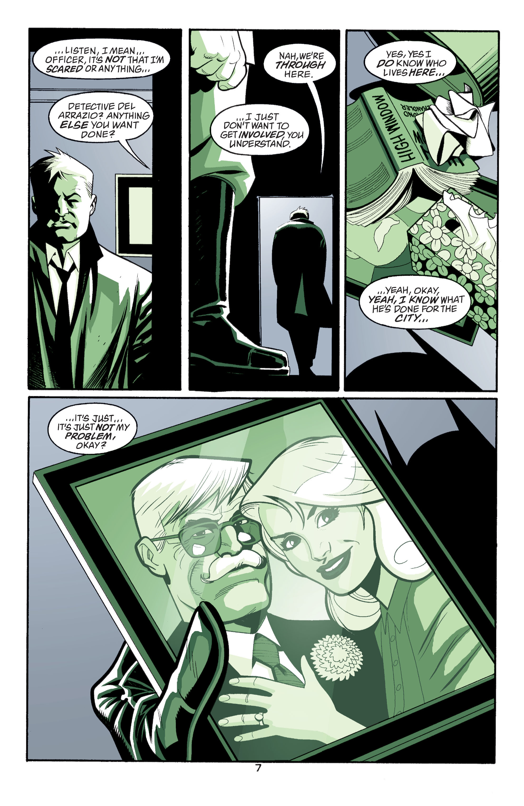 Detective Comics (1937) 765 Page 6