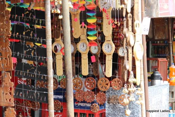 Street vendors chamundi hills 4