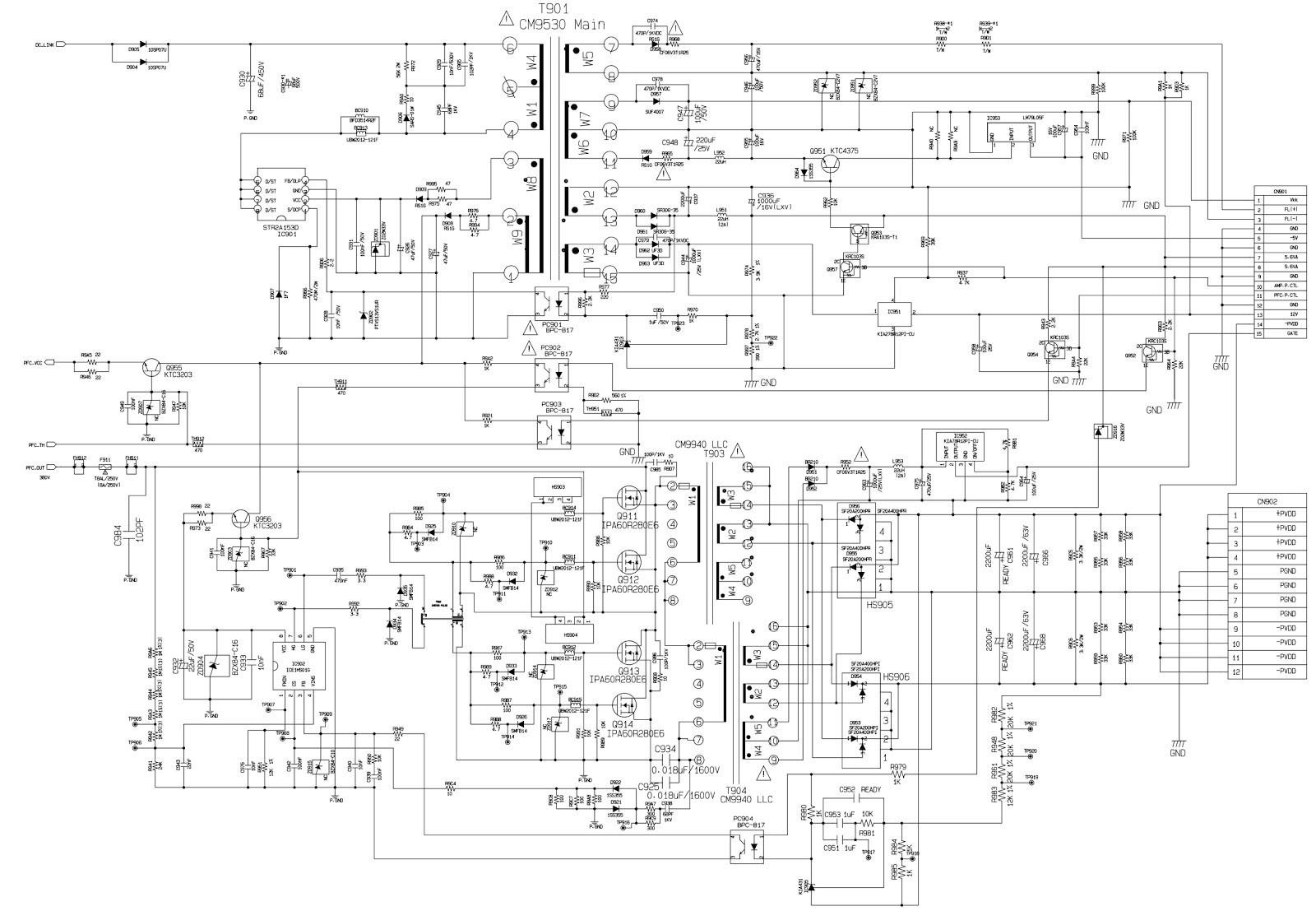 manguonblog: LG Mini Hi-Fi system - CM9740 - NS9740 - SMPS ...
