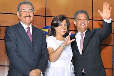 Margarita ¿la opción ante posible tranque entre Leonel y Danilo?