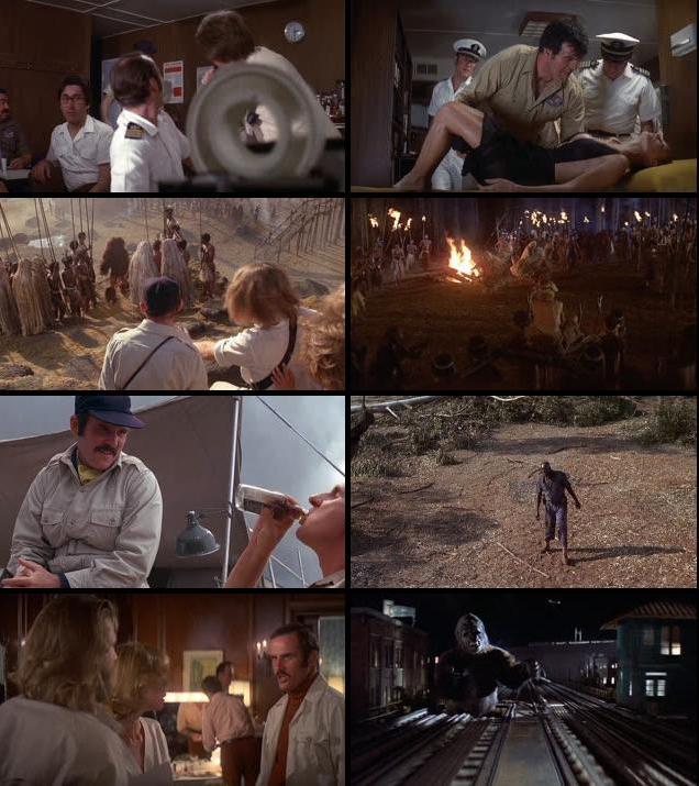 King Kong 1976 Dual Audio Hindi 720p