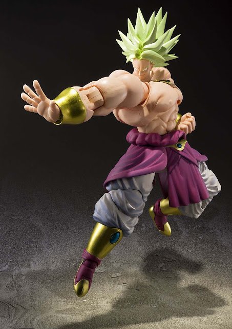 S.H. Figuarts Broly Event Exclusive Color Edition