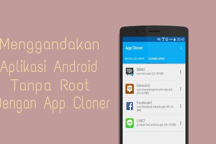 Cara Cloning Aplikasi Android, Cocok Buat Olshop