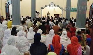 Bupati OKI Safari Ramadhan Ke Lempuing Dan Lempuing Jaya