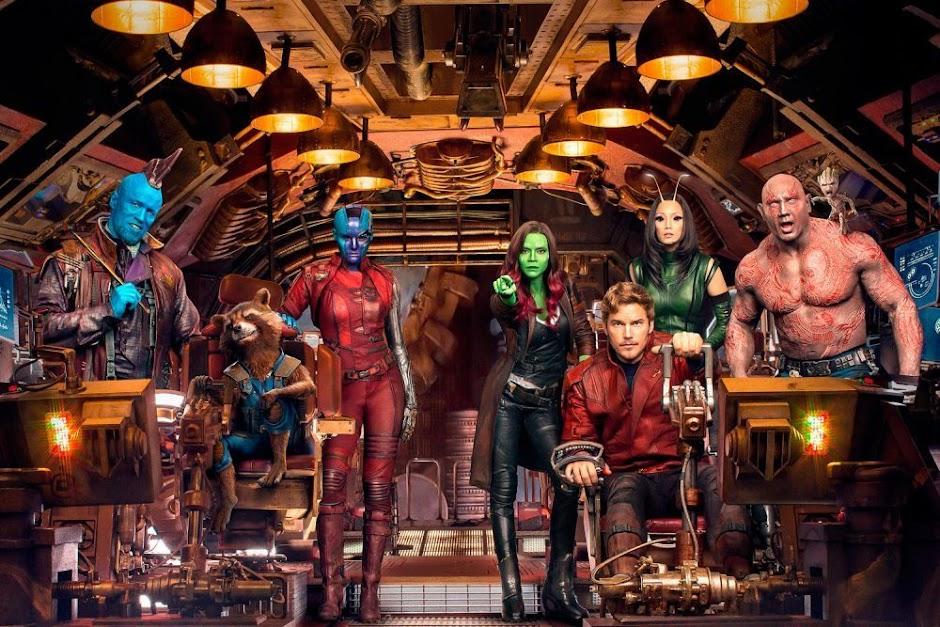 """Guardiões da Galáxia 3"" vai usar roteiro de James Gunn"