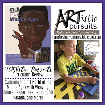 ARTistic Pursuits Elementary Art Books-Product Review