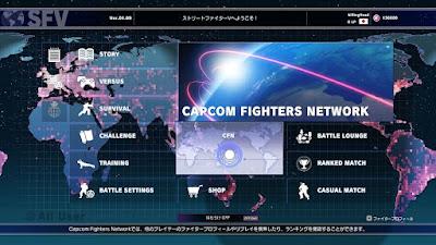 Street Fighter 5 : v01.09