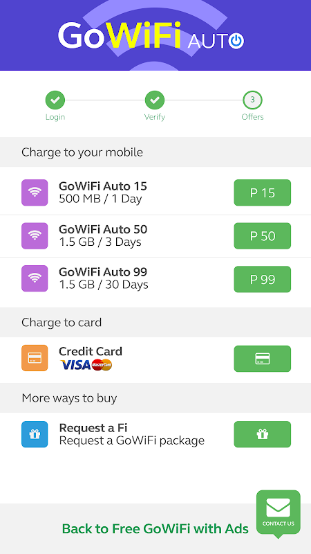 Enjoy Modern and Digitally-connected Lifestyle with GoWiFi