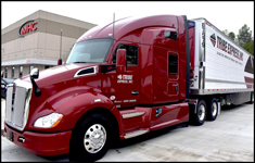 Tribe Transportation Kenworth T680