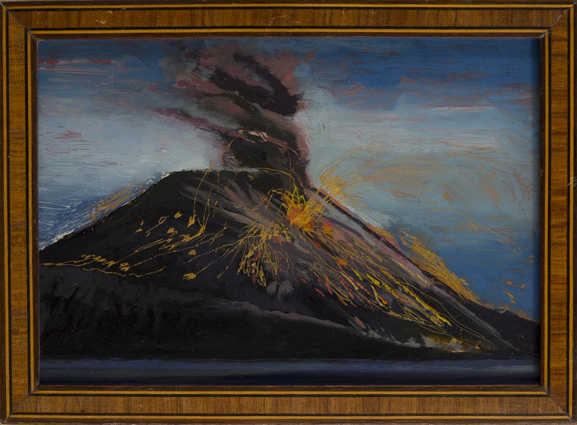 Mathilde Delahaye Peintures Volcan 2