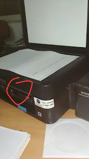 Mengatasi Tidak Bisa Print Pada Printer Epson L360 Baru