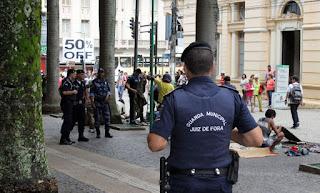 Guarda Municipal vai atuar na fiscalização do trânsito de Juiz de Fora (MG)
