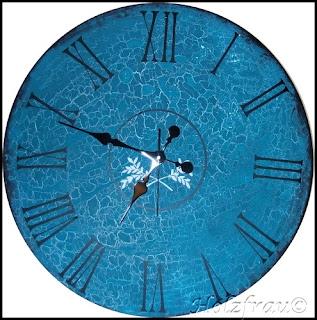 extra lange Uhrzeiger