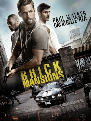 Brick Mansions (2014) 250MB BRRip 480P English ESubs