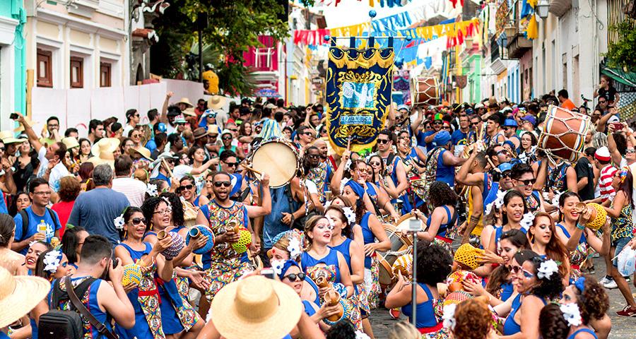 Pacote para o Carnaval 2020 em Recife e Olinda