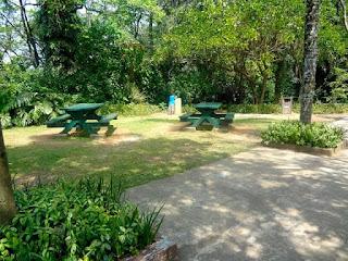 Parque Previdência - Área para piquenique