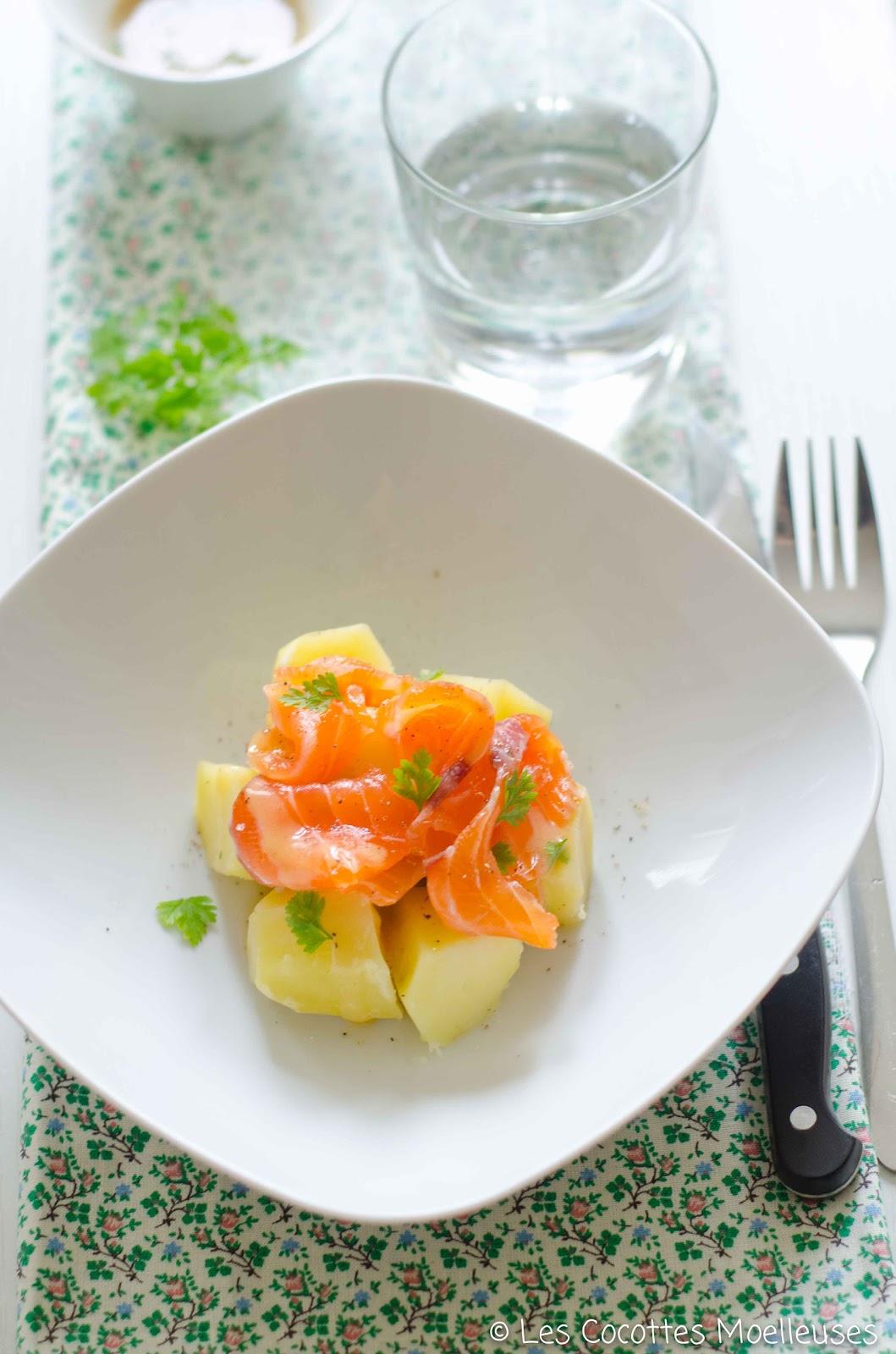 gravlax de saumon d ecosse