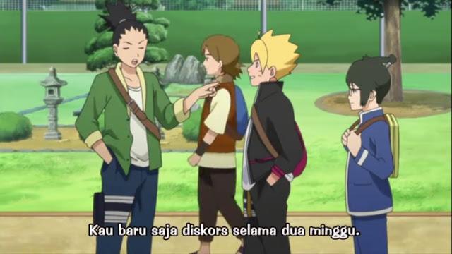 Review Boruto Episode 2 dan Kumpulan Foto Boruto Episode 2