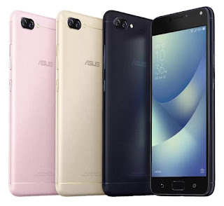 ASUS ZenFone 4 Max and Max Pro