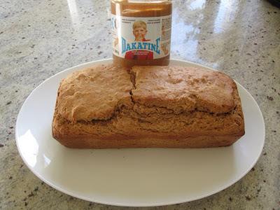 Cake au beurre de cacahuètes, Dakatine, moelleux