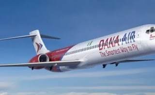 News: Dana aircraft loses control, hits fence at Abuja airport with passengers on board