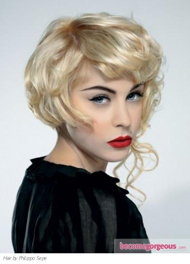 Unique Hairstyles For Medium Hair Blondelacquer