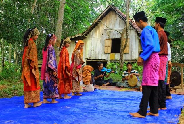 Tari Tauh, Tarian Tradisional Dari Jambi