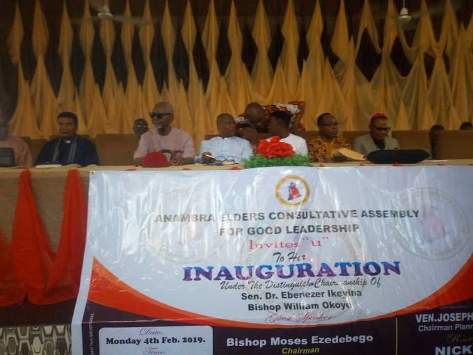 WE SUPPORT RESTRUCTURING OF THESE COUNTRY -- Anambra Elder