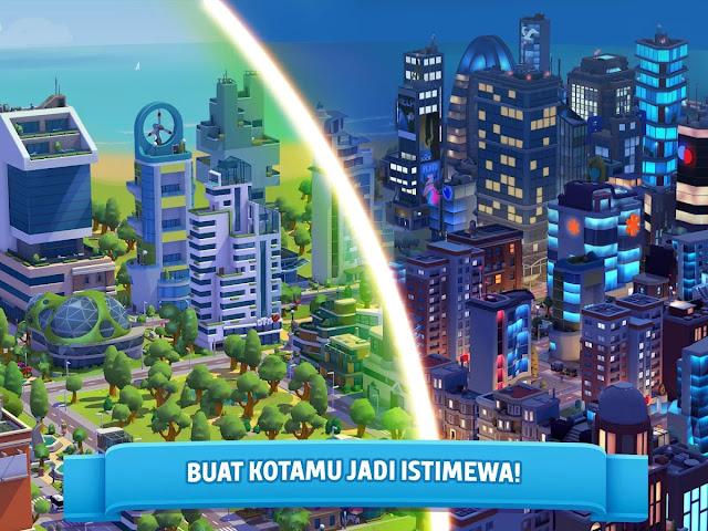 AplikasiCity Mania: Town Building Game Terbaru