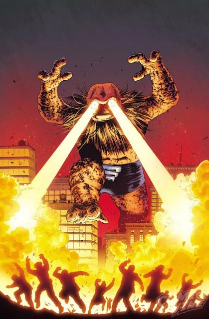 Lo-Karr monstruo de Jack Kirby