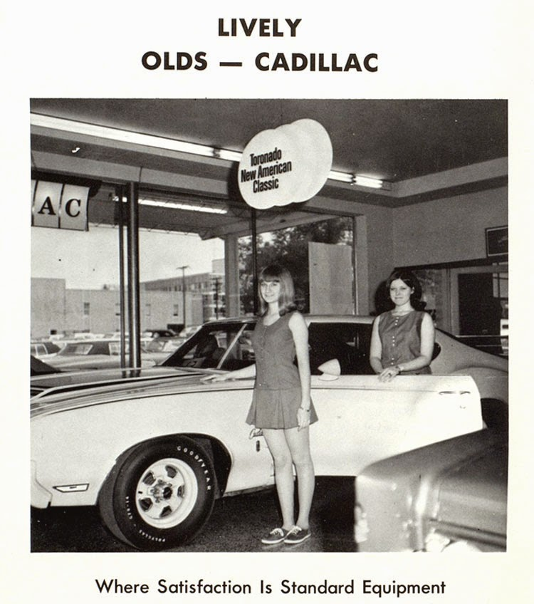 Car Dealerships In Longview Tx >> Annualmobiles: Lively Olds Cadillac