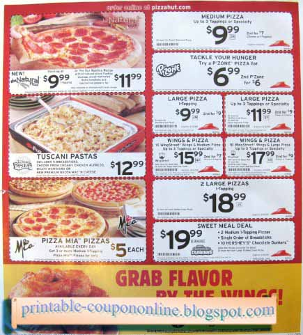 Pizza coupons nz