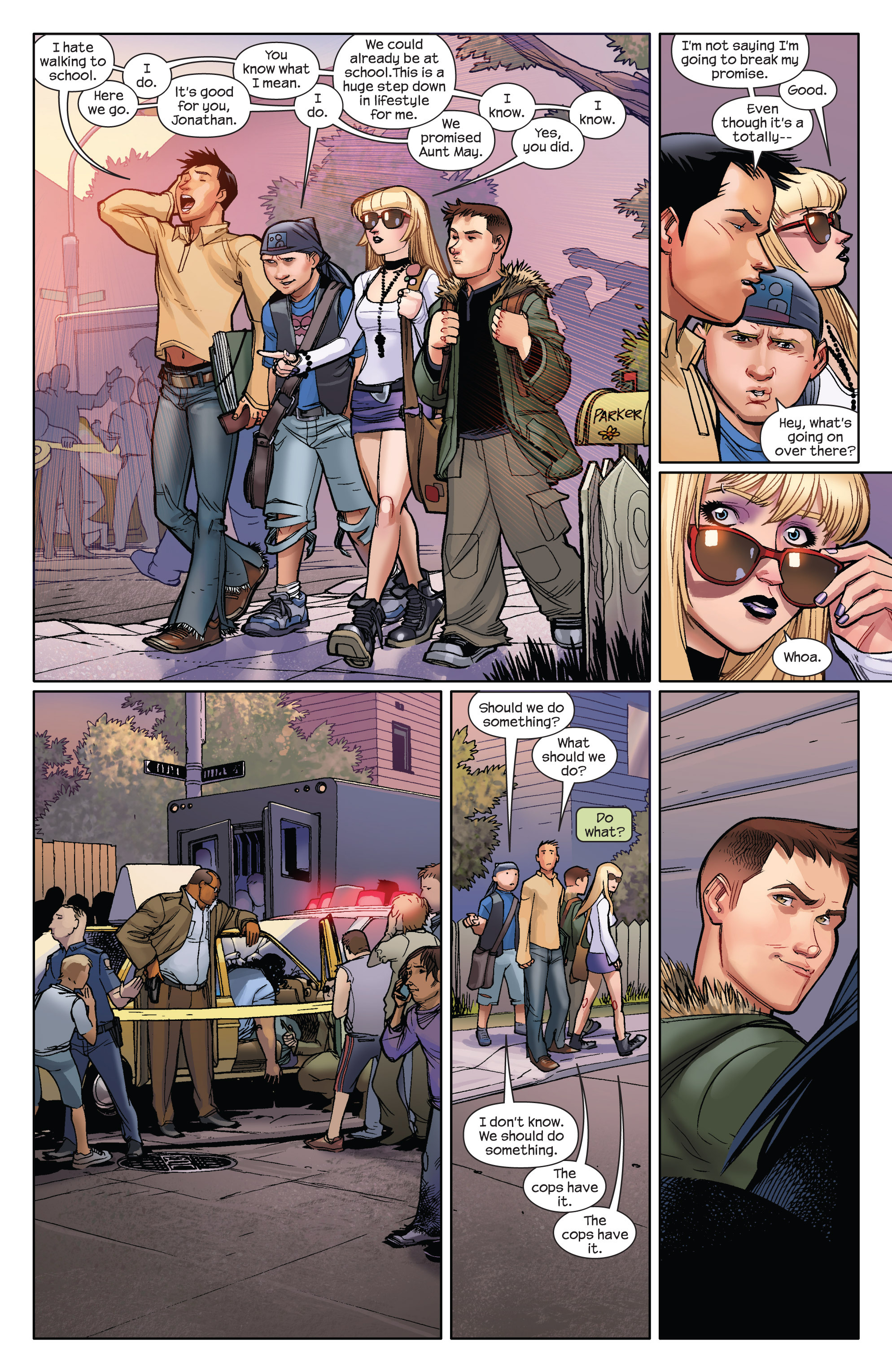 Read online Ultimate Spider-Man (2009) comic -  Issue #12 - 14