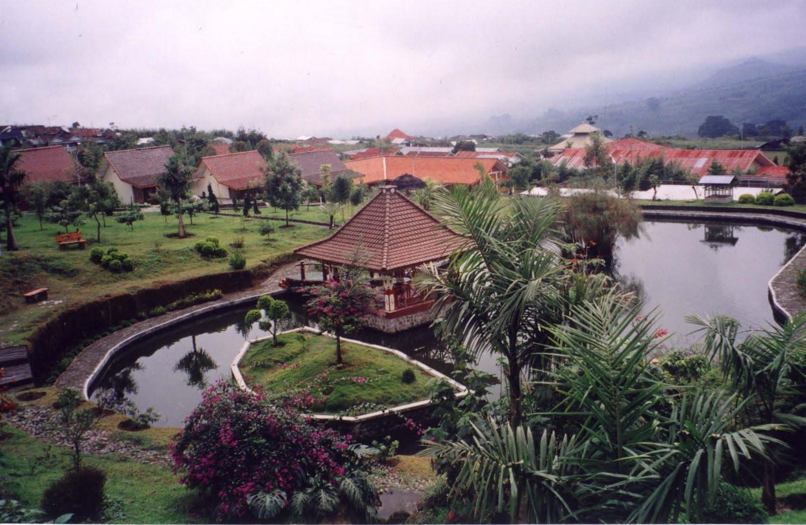 Liburan seru dan edukatif di kampung wisata cinangneng - Kuliner
