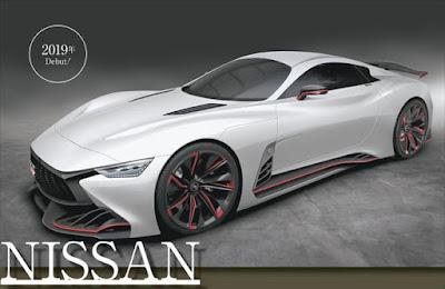 日産 次期GT-R フルモデルチェンジ最新情報