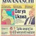 MAGAZETI YA LEO JUMATANO, MARCH 23